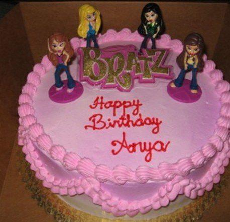 Birthday Cake 18 Inch SugarBake UK
